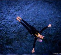 Eντυπωσιακές εικόνες – Εναέριος χορός στο πέτρινο γεφύρι Παλαιοκαρυάς