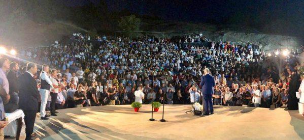 Ορκίστηκε Δήμαρχος Μετεώρων ο Θοδωρής Αλέκος και το νέο δημοτικό συμβούλιο