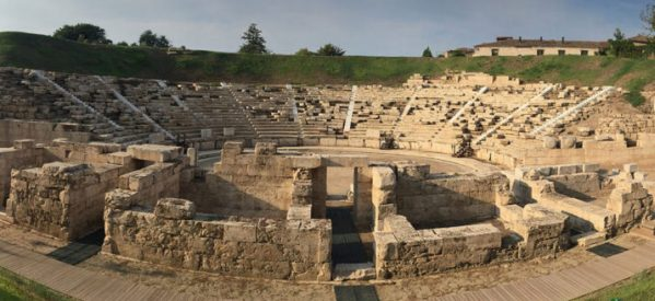 Ευρωπαϊκή αναγνώριση για το Αρχαίο Θέατρο της Λάρισας