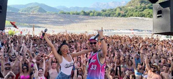 Χαμός στο εντυπωσιακό River Party στον Αχελώο ποταμό
