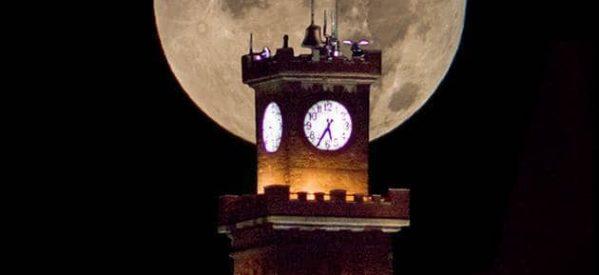 Μία Τρικαλινή Μαγική νύχτα με πανσέληνο στο Κάστρο