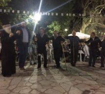 Ο χορός των γερόντων στο Γαρδίκι