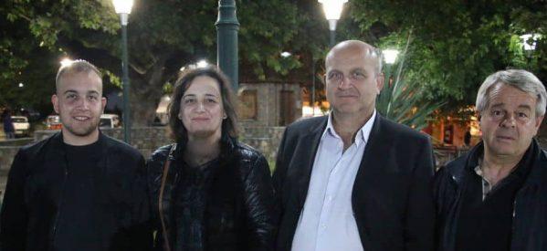 Ο Βασίλης Κουκώνης  νέος Πρόεδρος του Δημοτικού Συμβουλίου Φαρκαδόνας