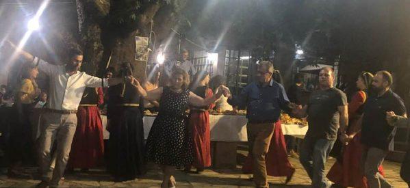 Γιορτή παραδοσιακής πίτας στο πανέμορφο Χαλίκι