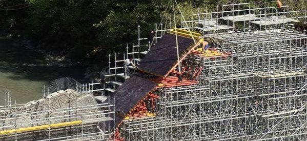 Ξαναγράφτηκε η ιστορία στο γεφύρι της Πλάκας στα Τζουμέρκα (φωτο)
