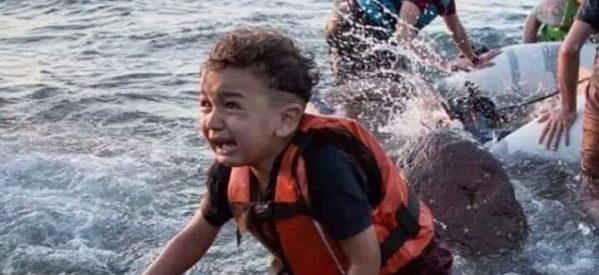 Οι εικόνες της ντροπής και της απανθρωπιάς στη χώρα που γέννησε έναν από τους μεγαλύτερους πολιτισμούς στον κόσμο!