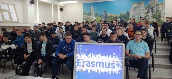 Ημέρες Erasmus 2019 στο 1ο ΕΠΑΛ Τρικάλων
