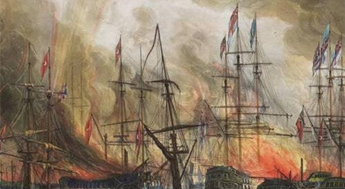 Η ναυμαχία του Ναβαρίνου – Β. Ραφαηλίδης