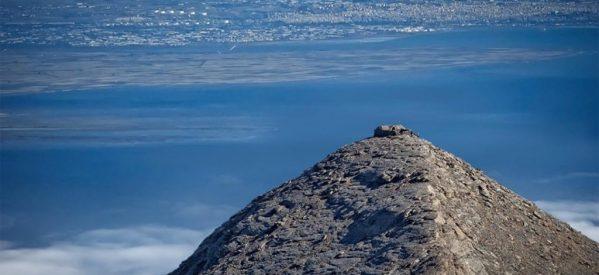 Από τον Όλυμπο στη Θεσσαλονίκη σε ένα κλικ: Η «μισή» Ελλάδα σε μια εντυπωσιακή φωτογραφία