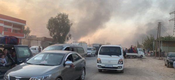 Εικόνες φρίκης από τη Συρία