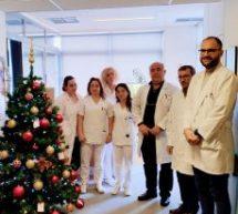 Καλές γιορτές από την οφθαλμολογική κλινική του ΓΝ Τρικάλων