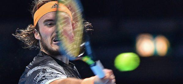 Θρίαμβος Τσιτσιπά στο Λονδίνο: Κέρδισε το ATP Finals
