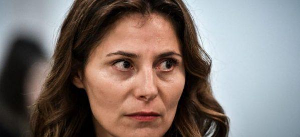 Η Μπέττυ Μπαζιάνα υποψήφια ΔΕΠ στο Πανεπιστήμιο Θεσσαλίας