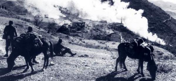 Η θλιβερή επέτειος της καταστροφής 79 χωριών της Πίνδου και της δολοφονίας περισσοτέρων από 500 αθώων κατοίκων τον Οκτώβριο του 1943 από τα γερμανικά στρατεύματα κατοχής