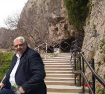 """Γιάννης Μπουτίνας: """"Λέμε ΟΧΙ στις ανεμογεννήτριες στον Ασπροπόταμο"""""""
