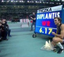 Παγκόσμιο ρεκόρ με 6,17 στο Επί Κοντώ ο Ντουμπλάντις