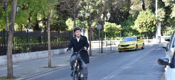 Όταν το ποδήλατο γίνεται εργαλείο πολιτικής….