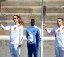 Η Ολυμπιακή Φλόγα «πέταξε» για το Τόκιο