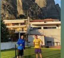 Ατομικές προπονήσεις με τον αδερφό του κάνει ο Φορτούνης στη Καλαμπάκα