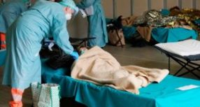 Ο πρώτος θάνατος ασθενούς με κορωνοϊό στη Λάρισα