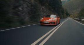 Τρικαλινές ομορφιές από την Porsche με ξεναγό τον Κώστα Σπαθή [video]