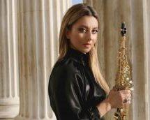 «Mαγεύει» Τρικαλινή σαξοφωνίστρια Μελίνα Παξινού