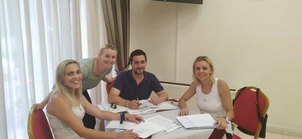 Ορίστηκε το νέο Δ.Σ. του Γυμναστικού Συλλόγου Τρικάλων. Αντιπρόεδρος η Σοφία Σακοράφα.
