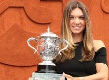 Σιμόνα Χάλεπ: Μια Βλάχα νικήτρια στο τουρνουά στο Ρολάν Γκαρός
