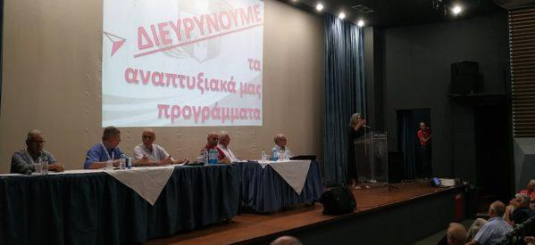 Τρίκαλα – Γενική Συνέλευση ΣΕΓΑΣ. Στήριξη από τα Σωματεία στη διοίκηση Σεβαστή