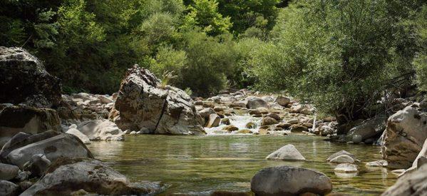 Η μοναδική ομορφιά του Ασπροπόταμου