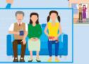 Με τους γονείς μένουν 6 στους 10 νέους Ελληνες 25-34 ετών, σύμφωνα με τα στοιχεία της Eurostat