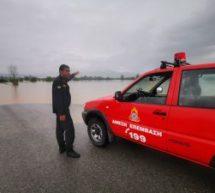Μεγάλες καταστροφές για Τρικαλινούς αγρότες – Υπερχείλισαν ποτάμια , πλημμύρισαν καλλιέργειες
