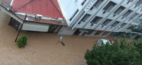 Αγωνία στην Καρδίτσα ένα μήνα μετά για έκτακτο δελτίο με καταιγίδες το βράδυ της Παρασκευής