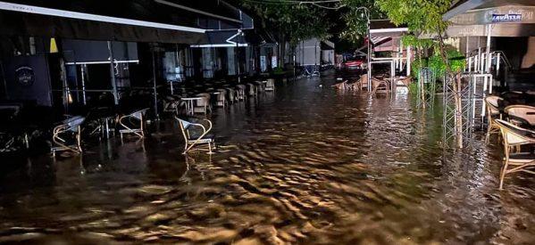Πανκαρδιτσιώτικο συλλαλητήριο τη Δευτέρα στην Καρδίτσα από αγρότες και φορείς για άμεση αποζημίωση 100% της καταστροφής του «Ιανού»