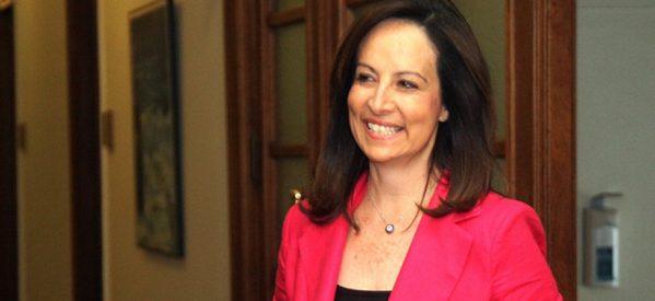 Ο Μητσοτάκης προτείνει τη Διαμαντοπούλου για Γενικό Γραμματέα του ΟΟΣΑ