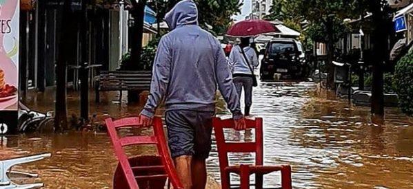 Καταγγέλλουν Αγοραστό πως αρνείται να αναλάβει η Περιφέρεια την ευθύνη για τα ποτάμια στη Καρδίτσα
