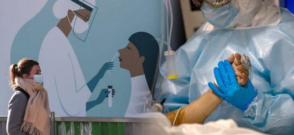 Κορονοϊός: 34χρονη γέννησε πρόωρα διασωληνωμένη – Καλά στην υγεία τους μητέρα και βρέφος