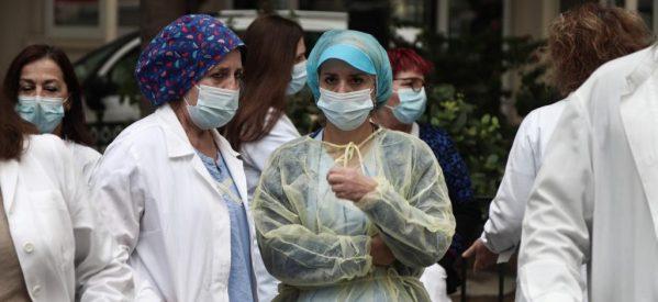 Η Τρικαλινή διοικήτρια   του νοσοκομείου Άγιος Σάββας  Όλγα Μπαλαούρα στέλνει στο πειθαρχικό 3 γιατρούς που νόσησαν από κορωνοϊό!