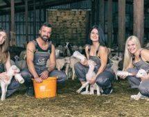 Οι σέξι αγρότες από τη Λάρισα επέστρεψαν και έφτιαξαν ημερολόγιο μαζί με σέξι αγρότισσες
