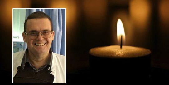 Κατέληξε  σε ηλικία 56 ετών ο Διευθυντής Παθολόγος του ΓΝ Καρδίτσας – Είχε νοσήσει από κορωνοϊό