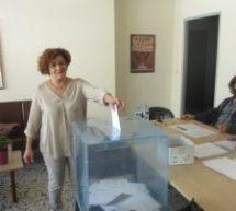 Aντίο στον ΣΥΡΙΖΑ Τρικάλων με πολλές αιχμές από την  Ματίνα Κούκια
