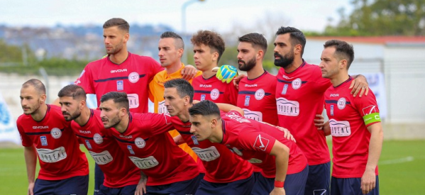 Aπογοήτευσε ο ΑΟ Τρίκαλα – Εντός έδρας ήττα από τα Χανιά (2-0)