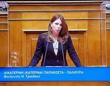 Κ. Παπακώστα: η δικογραφία κατά Παππά σκιαγραφεί την λειτουργία του παρακράτους ΣΥΡΙΖΑ και παραπέμπουν σε πρακτικές Μαφίας