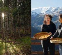 Οι Γυναίκες Των Αγράφων: Σκληρά Χέρια, Τρυφερή Μαγειρική