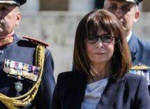 Στο Μαυρομάτι Μουζακίου  την Τετάρτη η Πρόεδρος της Δημοκρατίας – Θα παραβρεθεί στις εκδηλώσεις για τα «Καραϊσκάκεια 2021»