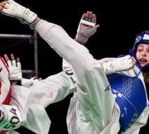 Η σπουδαία Τρικαλινη αθλήτρια του τάεκβοντο Φανή Τζέλη πάει την Ελλάδα στους Ολυμπιακούς Αγώνες