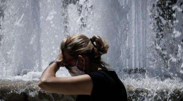 «Καμίνι» τα Τρίκαλα – Στους 45 βαθμούς ο υδράργυρος και ακόμη δεν έχουμε δει τίποτα…