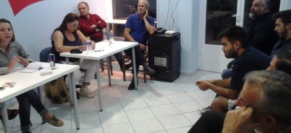 Εξορμήσεις και εκλογές στο πρόγραμμα του ΣΥΡΙΖΑ Καλαμπάκας