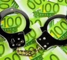Σύλληψη στη Φαρκαδόνα για χρέη στο Δημόσιο
