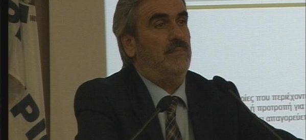 Στα Τρίκαλα η γενική συνέλευση της Κεντρικής Ενωσης Επιμελητηρίων Ελλάδας